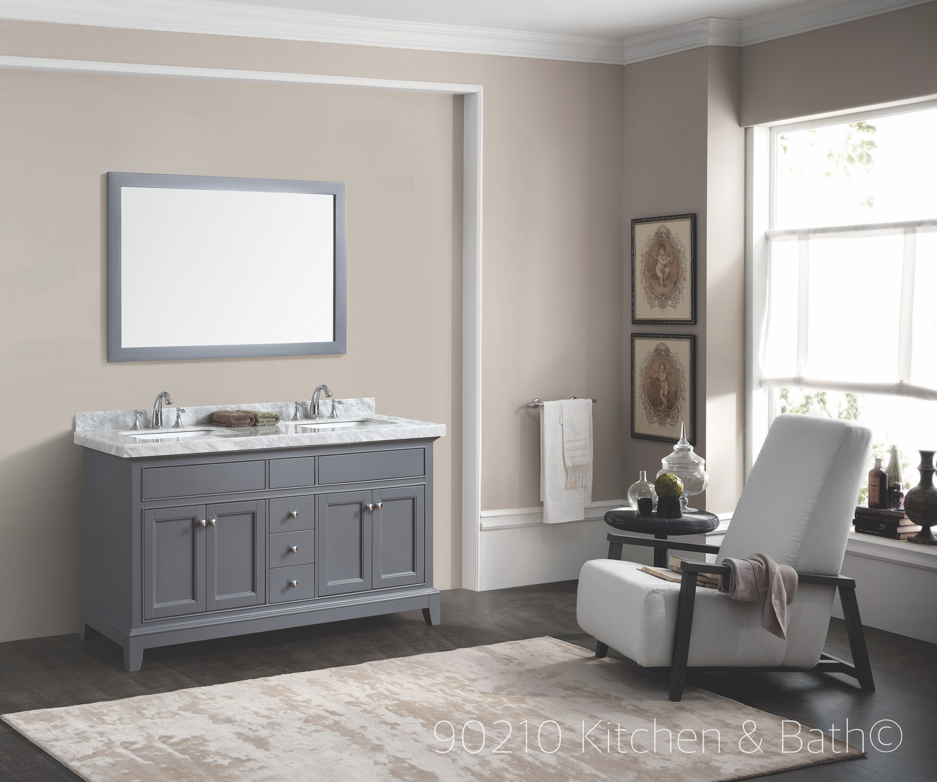 Our Daytona Classic Vanity Is Very Popular This Year For DIY Bathroom  Remodels